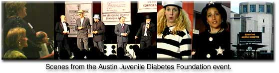 picture from Juvenile Diabetes Benefit