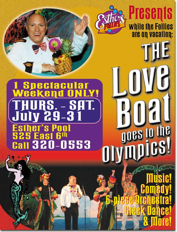 picture of poster for Love Boat 2004