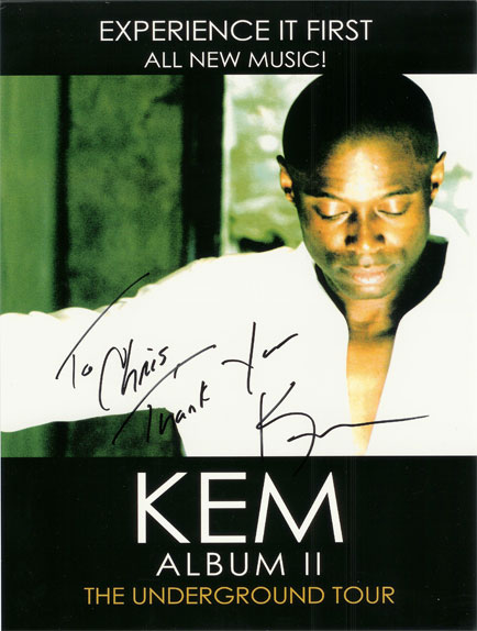picture of KEM poster