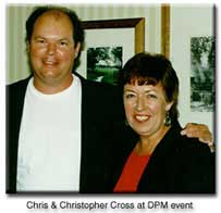 Chris Theophilus with Christopher Cross